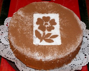 کیک طرحدار 2