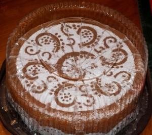 کیک طرحدار 3
